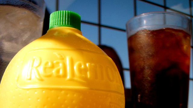 High Acidity Drinks Such as Fruit Juice and Soda Can Cause Permanent Damage to Teeth