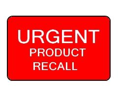 urgentproductrecall