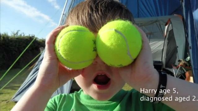 Innocent Eyes Video, CWD; Children with Diabetes, Dads