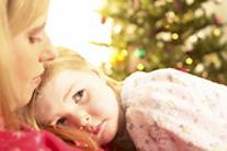 Treating Moms' Depression Can Halt Kids' Disorders