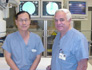 Drs. Ducksoo Kim and Stephen Baer