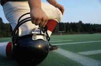 Football Brings About Variety of Knee Injuries