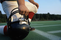 Football Brings About Variety of Knee Injuries