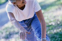 Elderly Knee Surgery Questioned