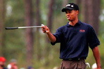 Knee Arthroscopy is a Success for Tiger Woods