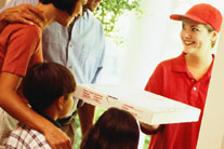 Pizza Reduces Cancer Risk