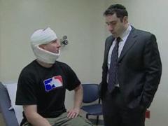 War Scars, Veteran Surgery, Rocket Fin Scar